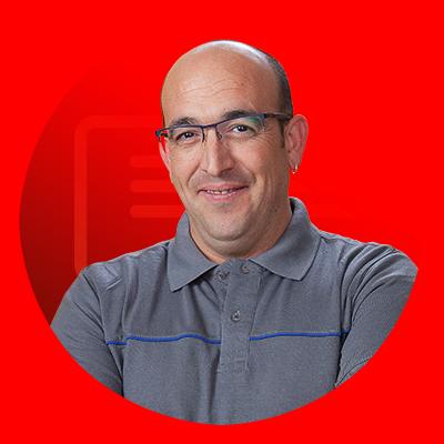 Raúl Cámara (Departamento técnico)