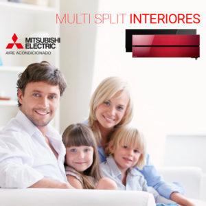 Mitsubishi Unidades Interiores