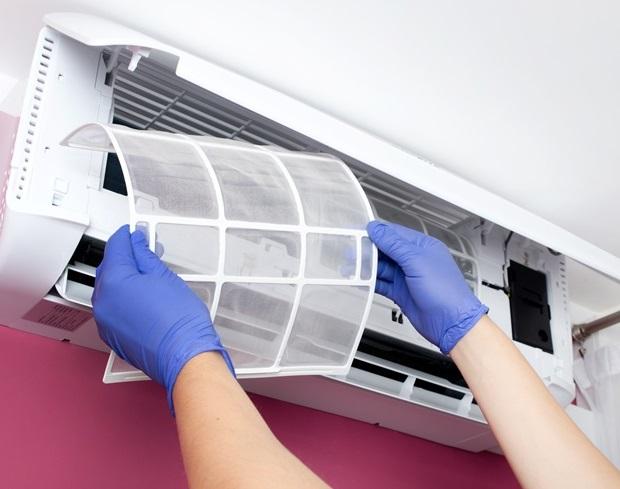 Mantenimiento aire acondicionado split