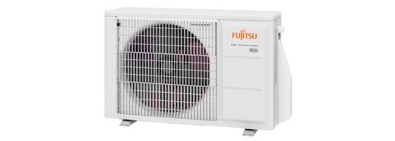 Fujitsu SPLIT - Serie KG - Exterior