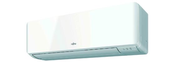Fujitsu SPLIT - Serie KG - Interior