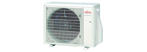 Fujitsu SPLIT - Serie KM - Exterior