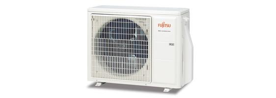 Fujitsu SPLIT - Serie KP - Exterior