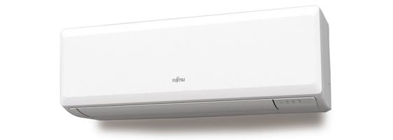 Fujitsu SPLIT - Serie KP - Interior